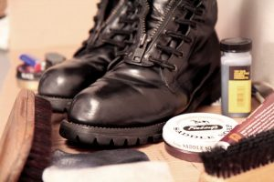Boot Blacking