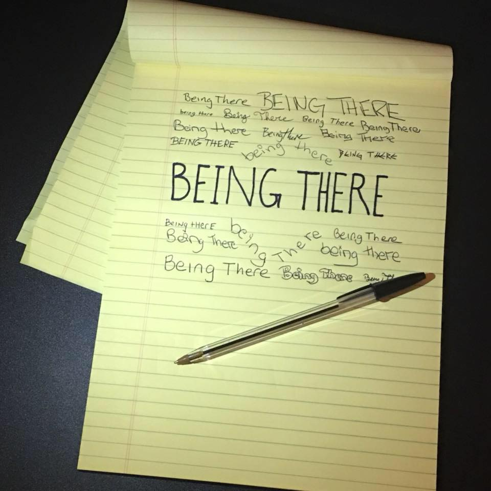 Being There Podcast